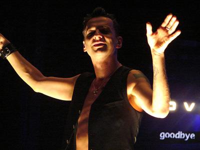 Depeche Mode - Touring The Angel - 7th June 2006 - Aarhus Stadium, Denmark