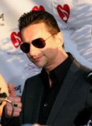 Dave Gahan at MusiCares in LA on May 11th 2007