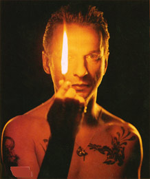 Dave Gahan photo by Ethan Hill